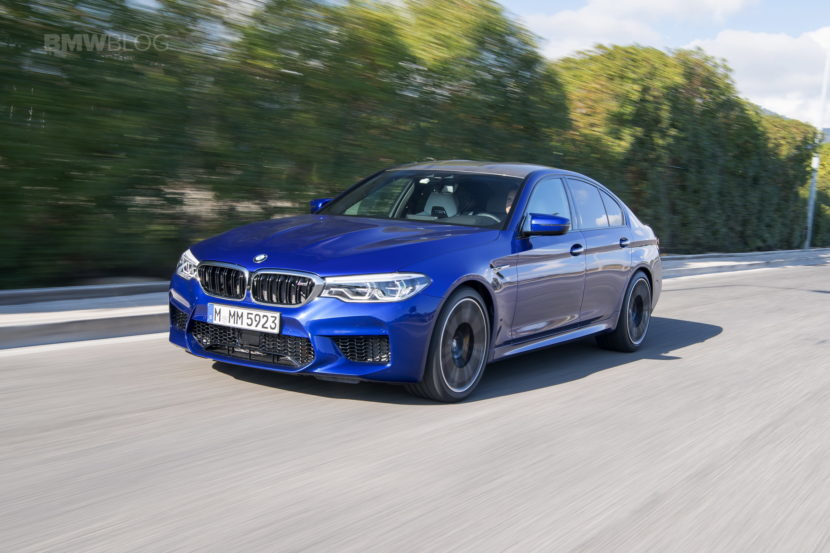 2018 BMW M5 test drive horatiu 04 830x553