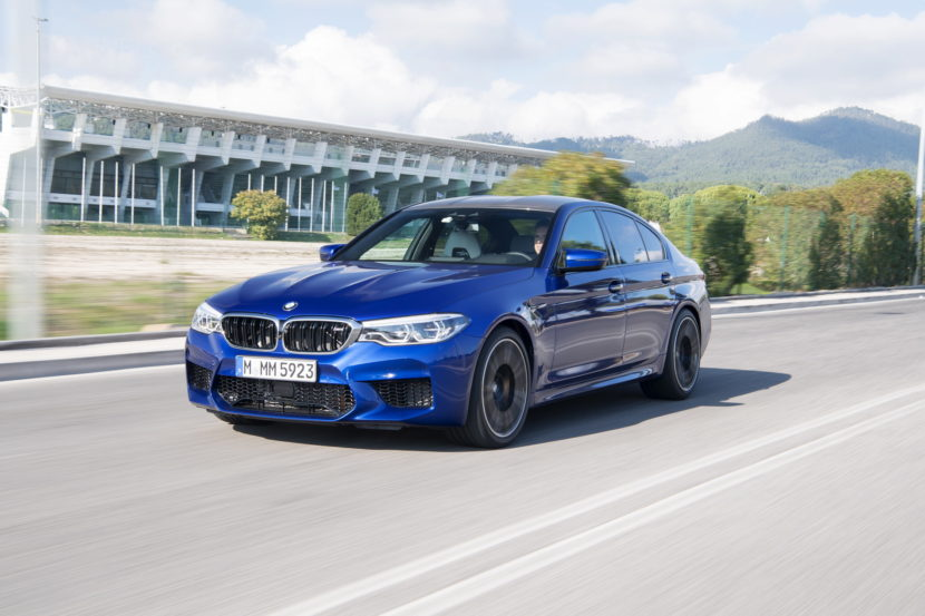 2018 BMW M5 test drive horatiu 05 830x553