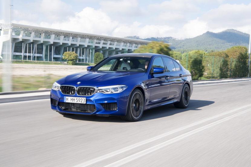 2018 BMW M5 test drive horatiu 05 830x553