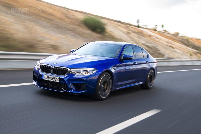 2018 BMW M5 test drive horatiu 06 830x553