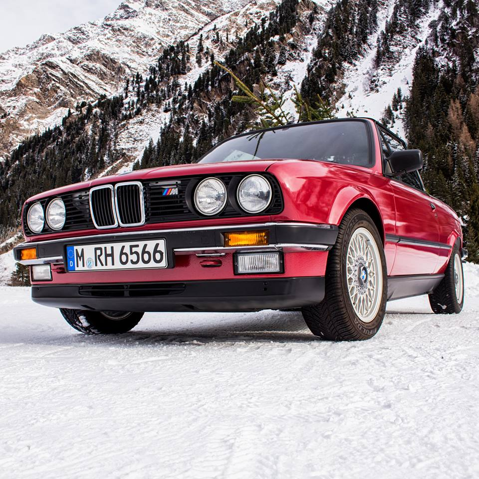 Create Your Own Perfect Christmas Card With Bmw M