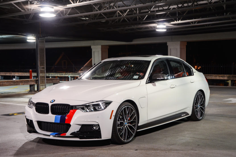BMW 330e iPerformance M Performance Parts 2 830x553