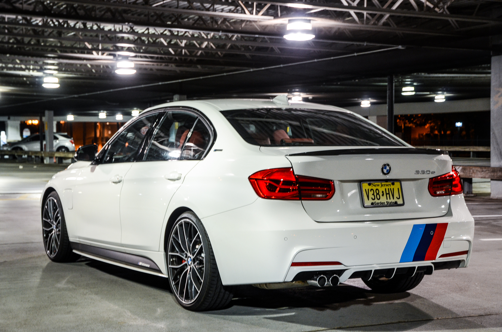 Test Drive Bmw 330e Iperformance With M Performance Parts