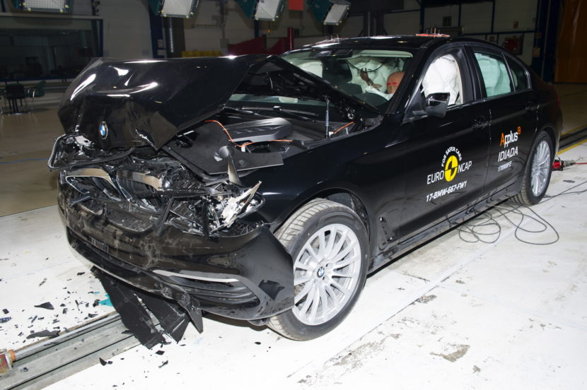 BMW 6 Series GT crash test 05 830x552