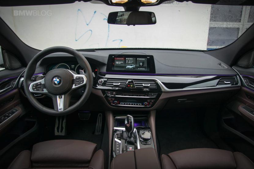 BMW 6 Series Gran Turismo review 14 830x553