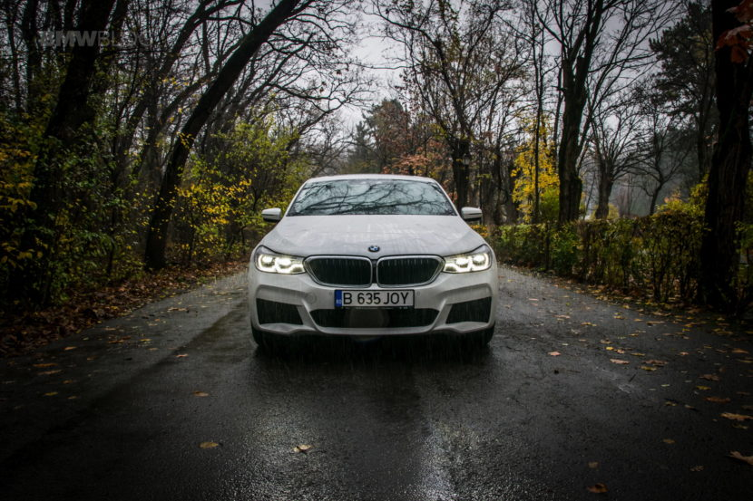BMW 6 Series Gran Turismo review 18 830x553