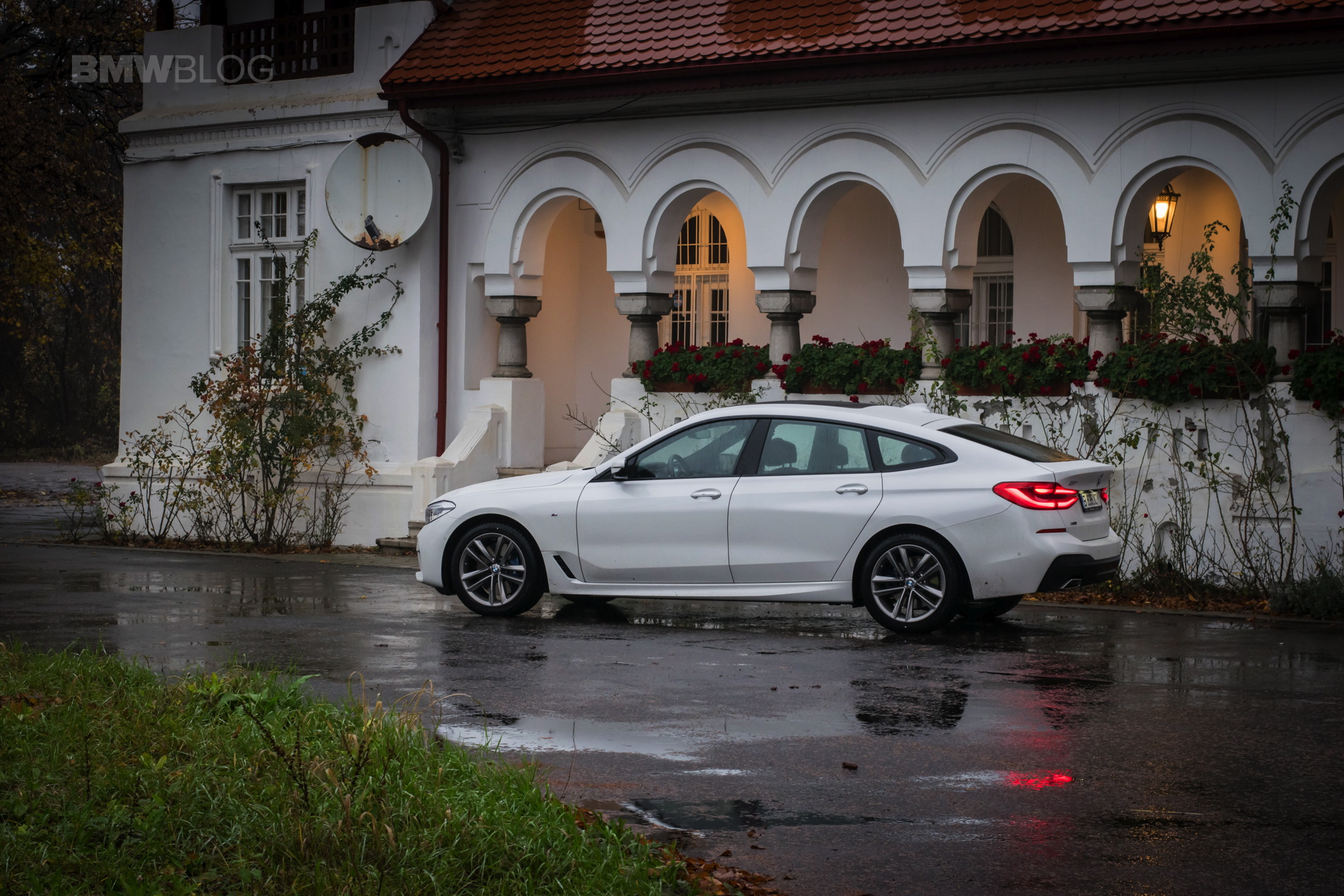 BMW 6 Series Gran Turismo review 52