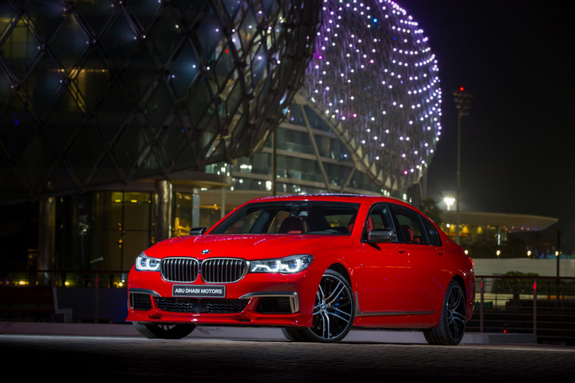 BMW 7 Series Abu Dhabi Motos 1 830x553