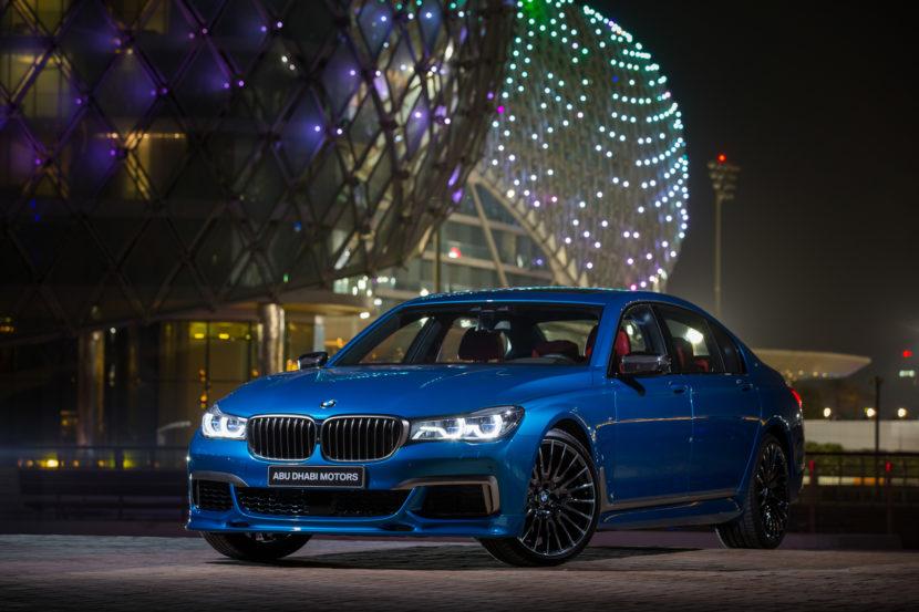 BMW 7 Series Abu Dhabi Motos 3 830x553