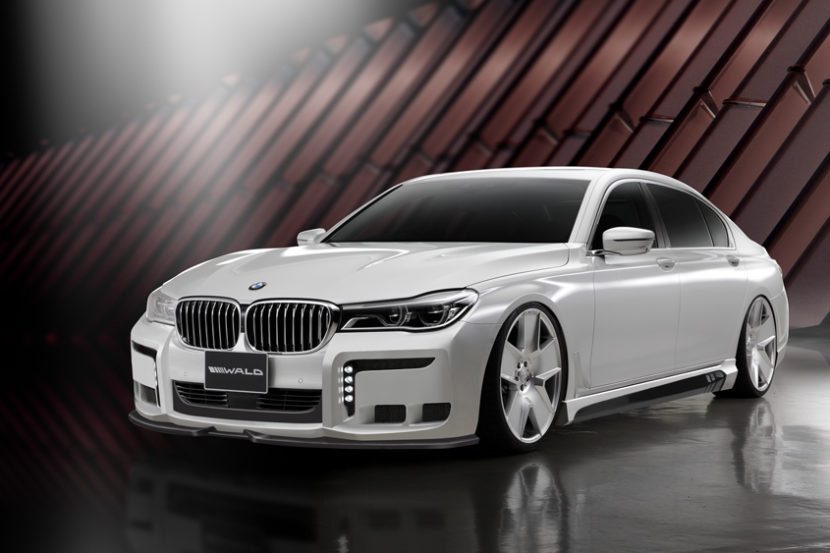 BMW 7 Series Wald International 1 830x553