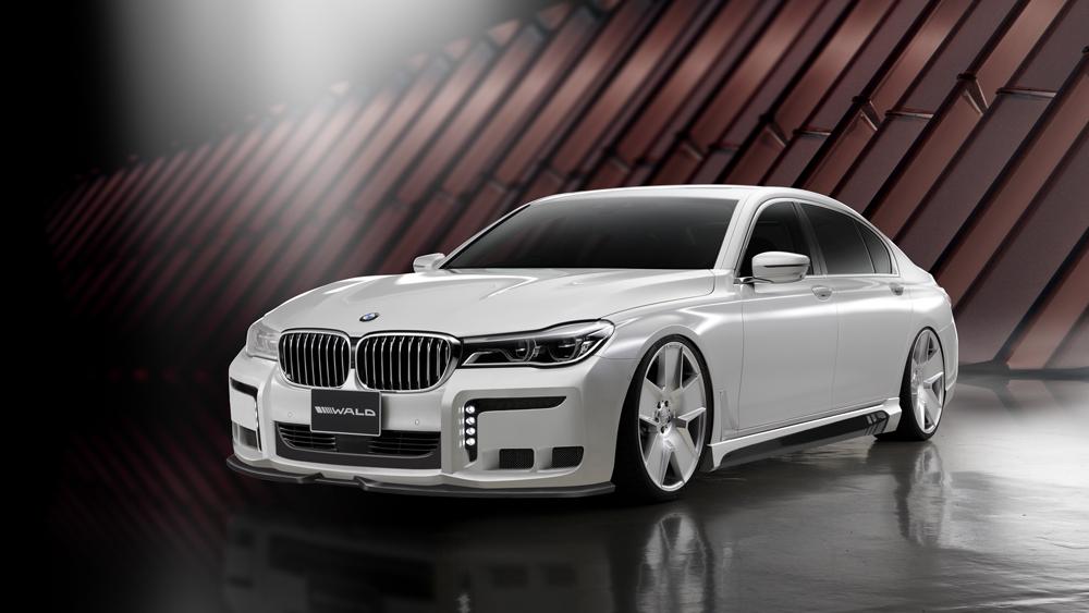 BMW 7 Series Wald International 1