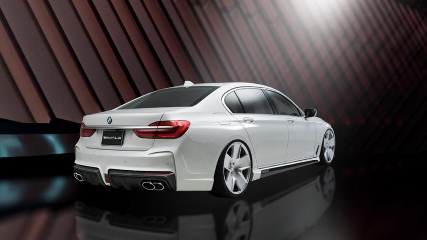 BMW 7 Series Wald International 2 830x467
