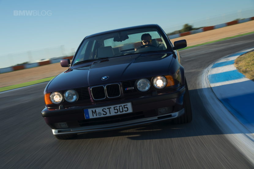 BMW E34 M5 photos 03 830x553