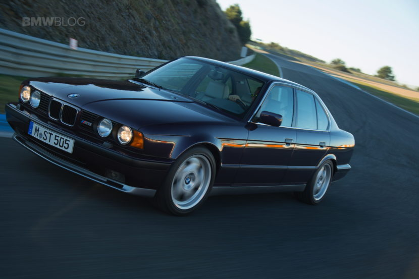 BMW E34 M5 photos 05 830x553