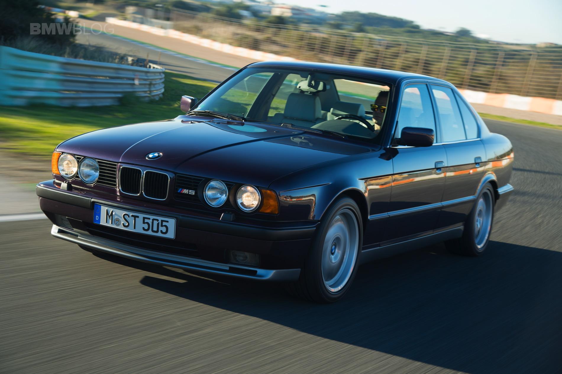 BMW E34 M5 photos 07