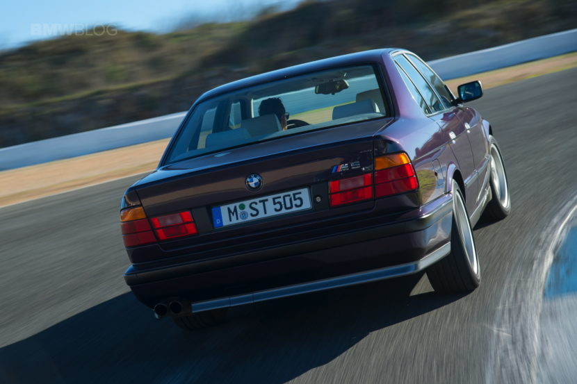 BMW E34 M5 photos 08 830x553