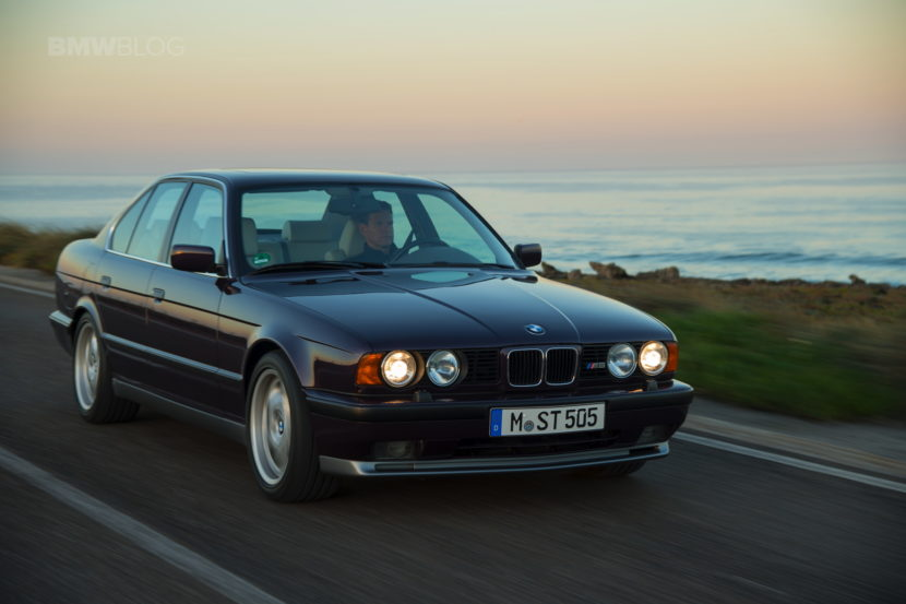 BMW E34 M5 photos 14 830x553