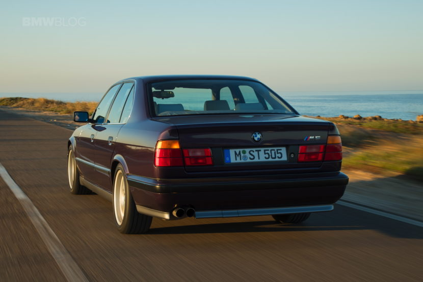 BMW E34 M5 photos 15 830x553