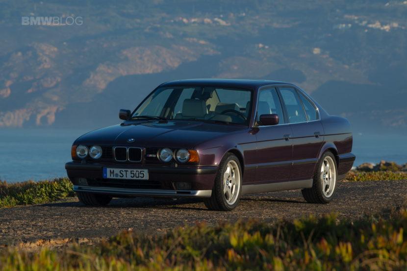 BMW E34 M5 photos 24 830x553