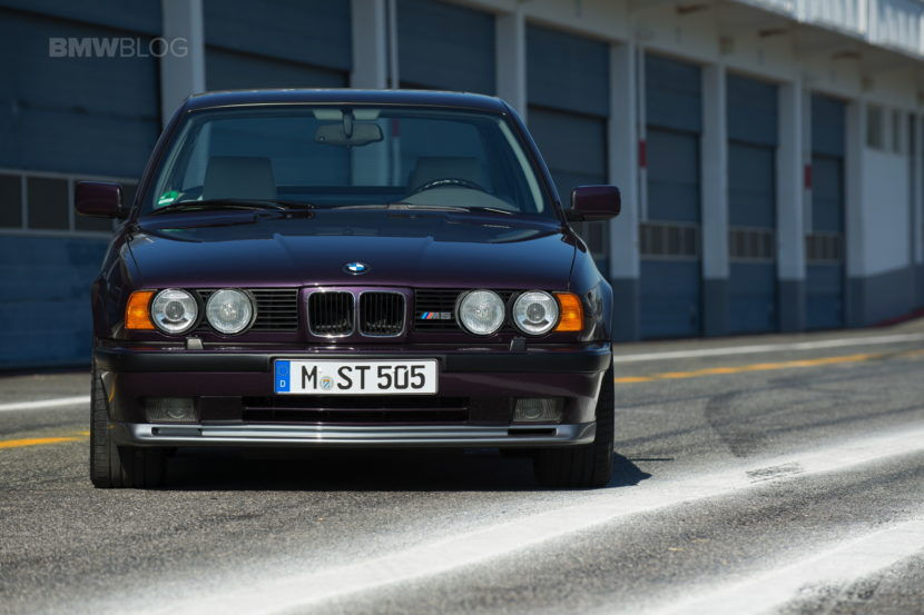 BMW E34 M5 photos 26 830x553