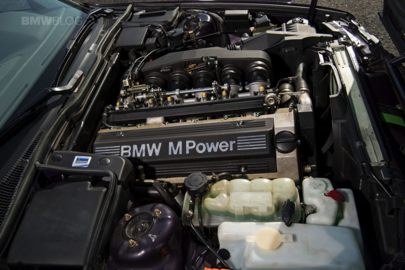 BMW E34 M5 photos 28 830x553