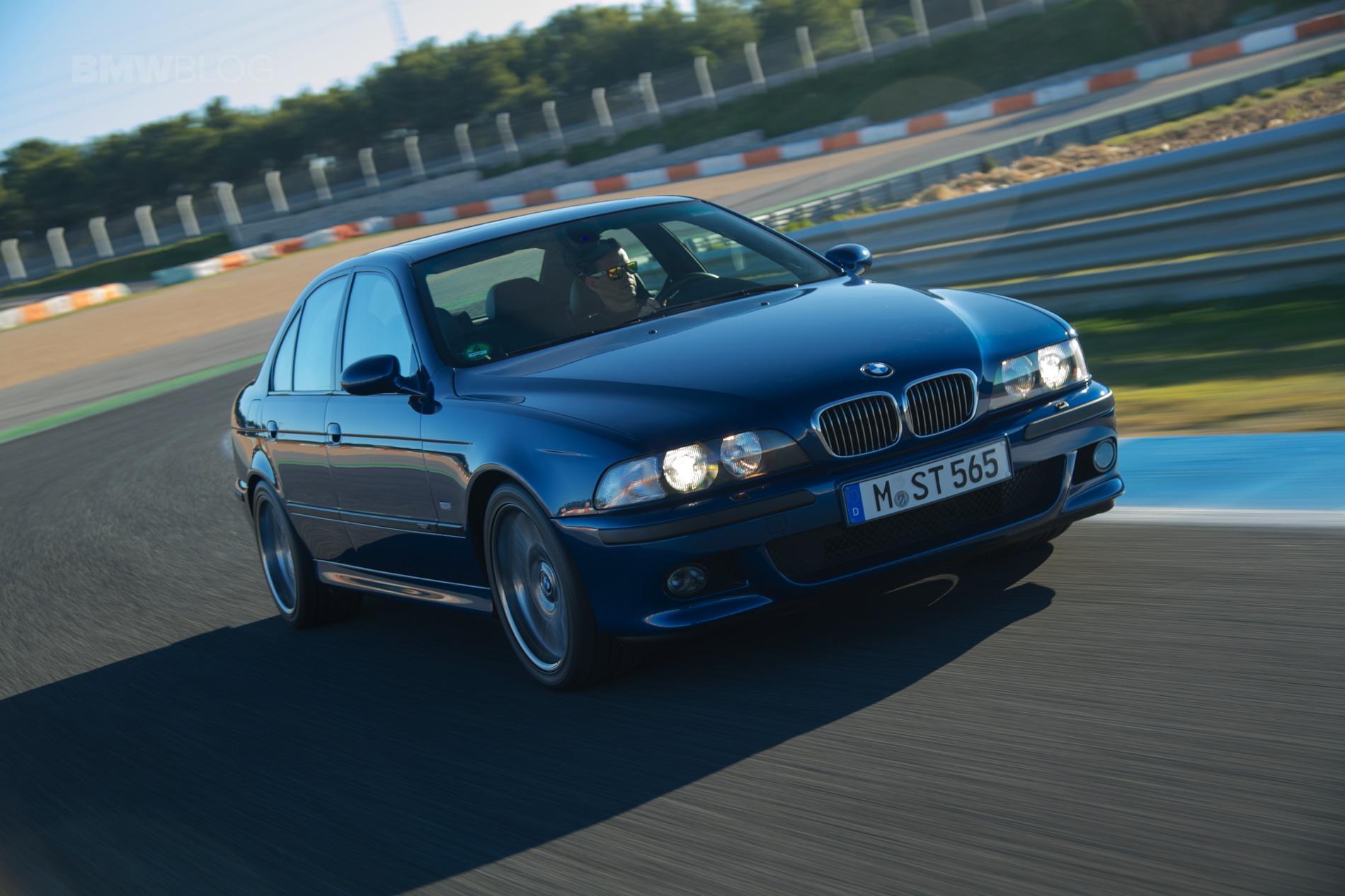 BMW E39 M5 07