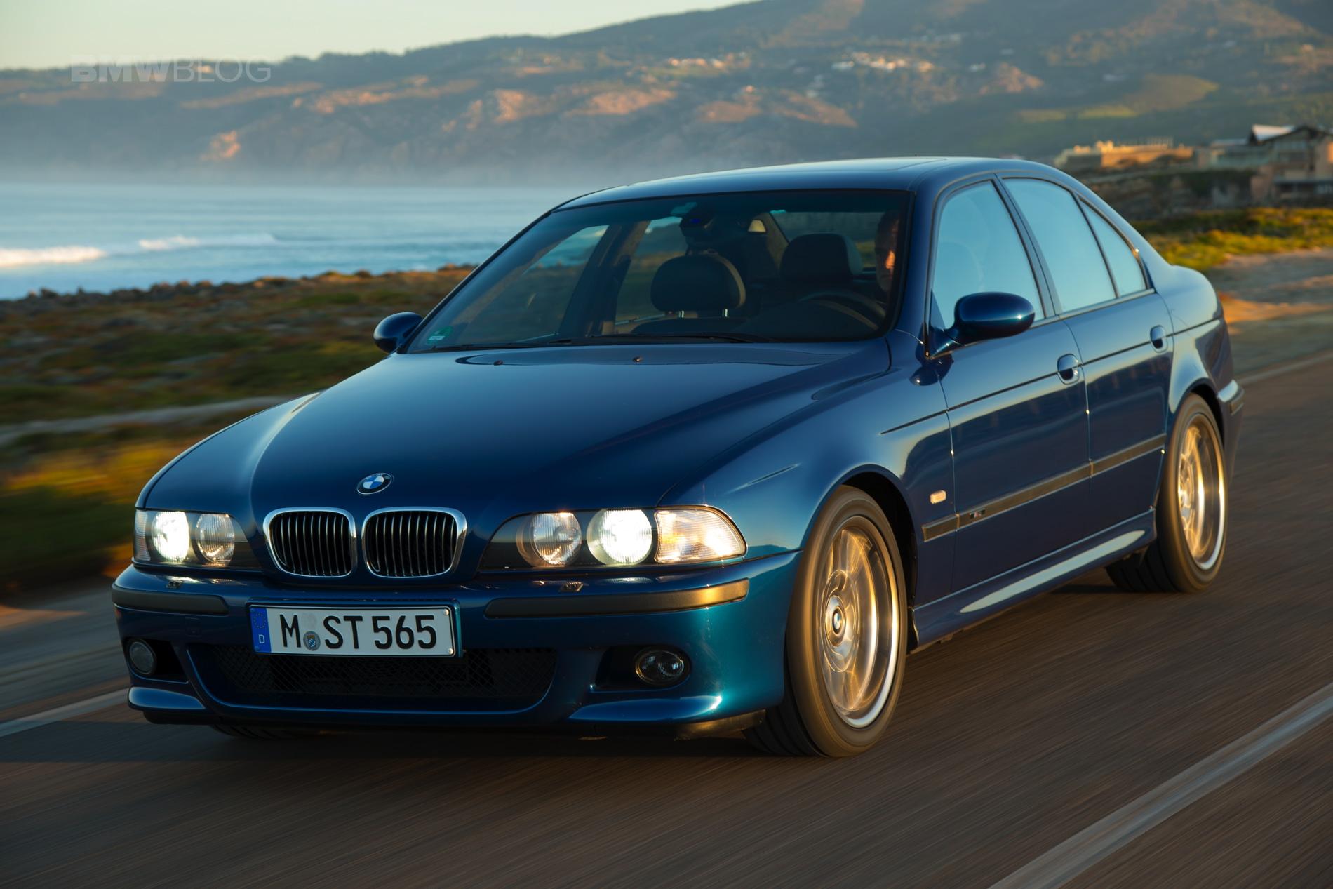 BMW E39 M5 13