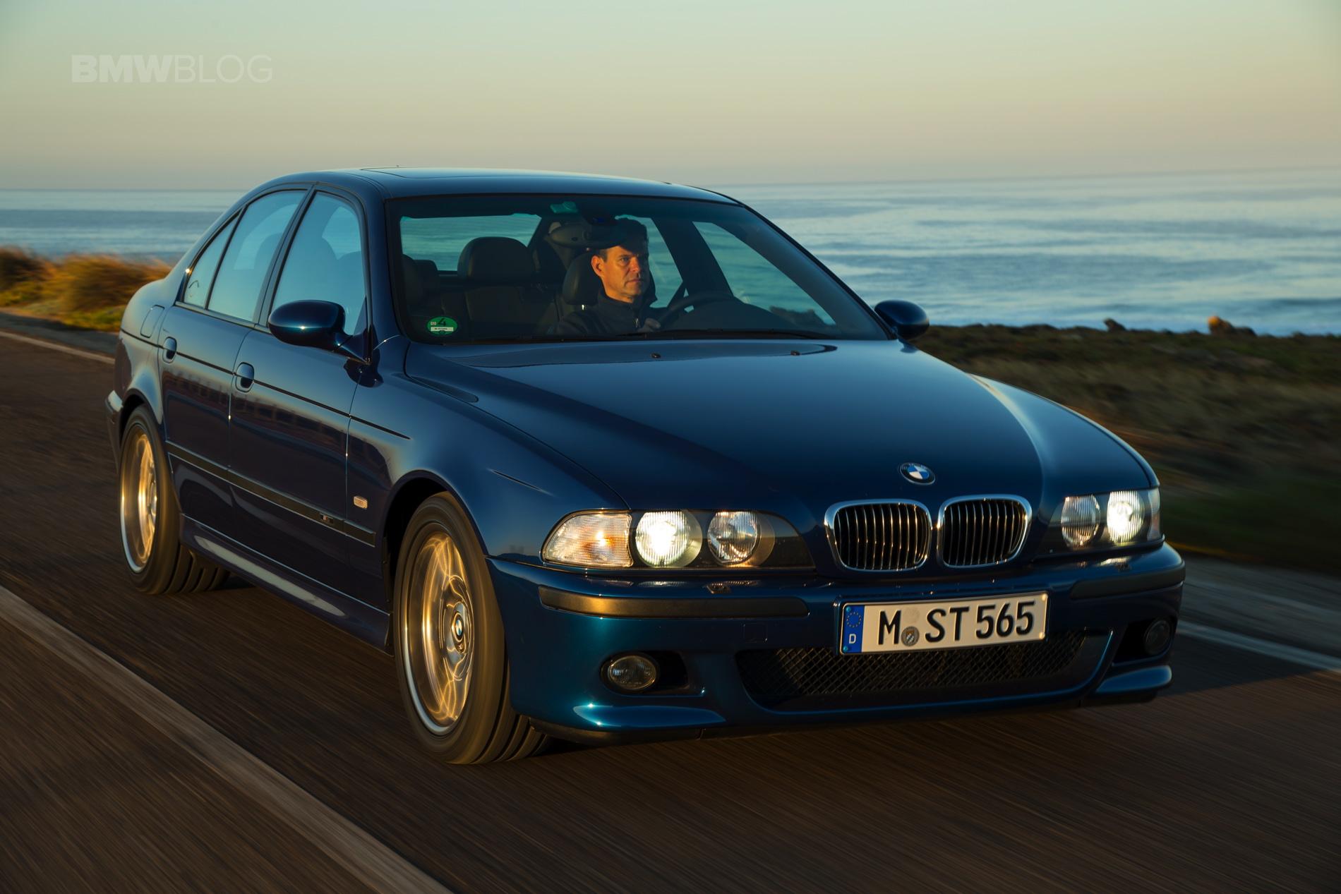BMW E39 M5 17