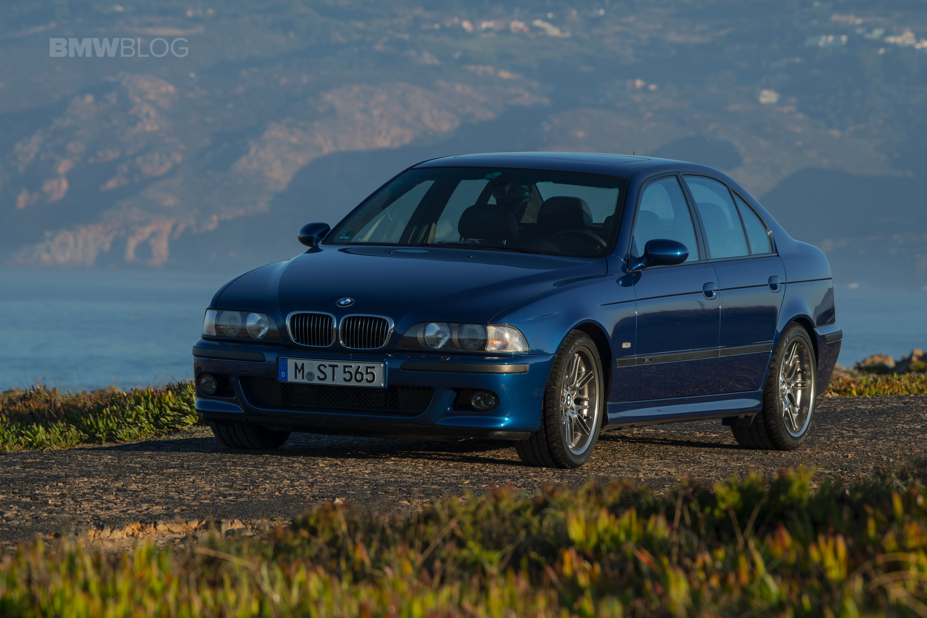 VIDEO: Why Alex Roy chose an E39 M5 to break Cannonball Run Record
