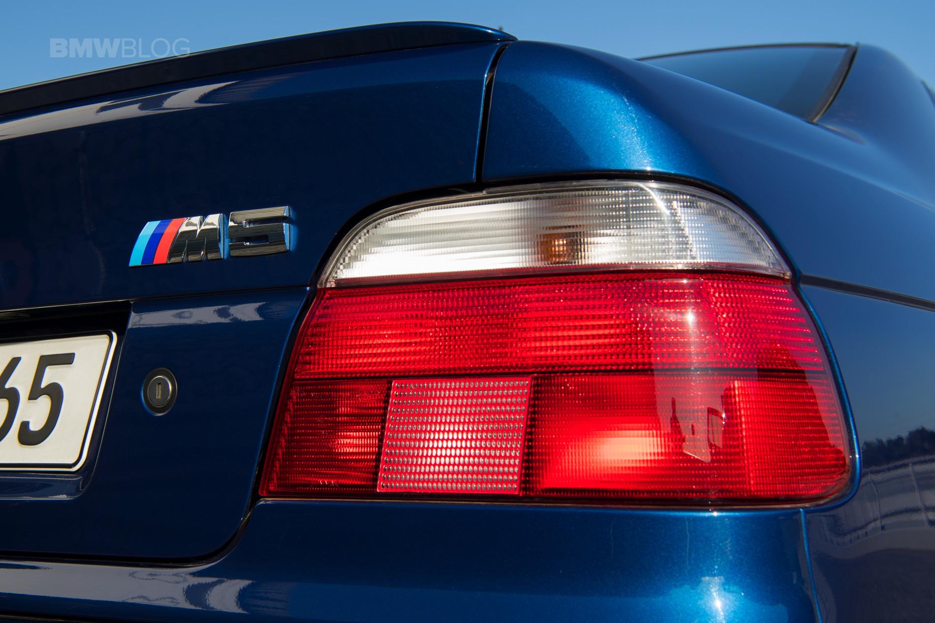BMW E39 M5 36