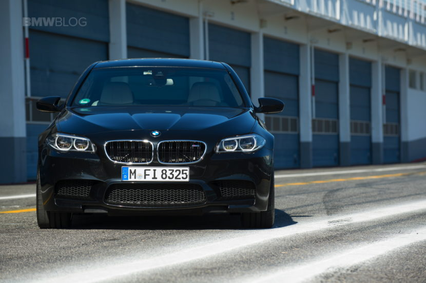 BMW F10 M5 photos 02 830x553