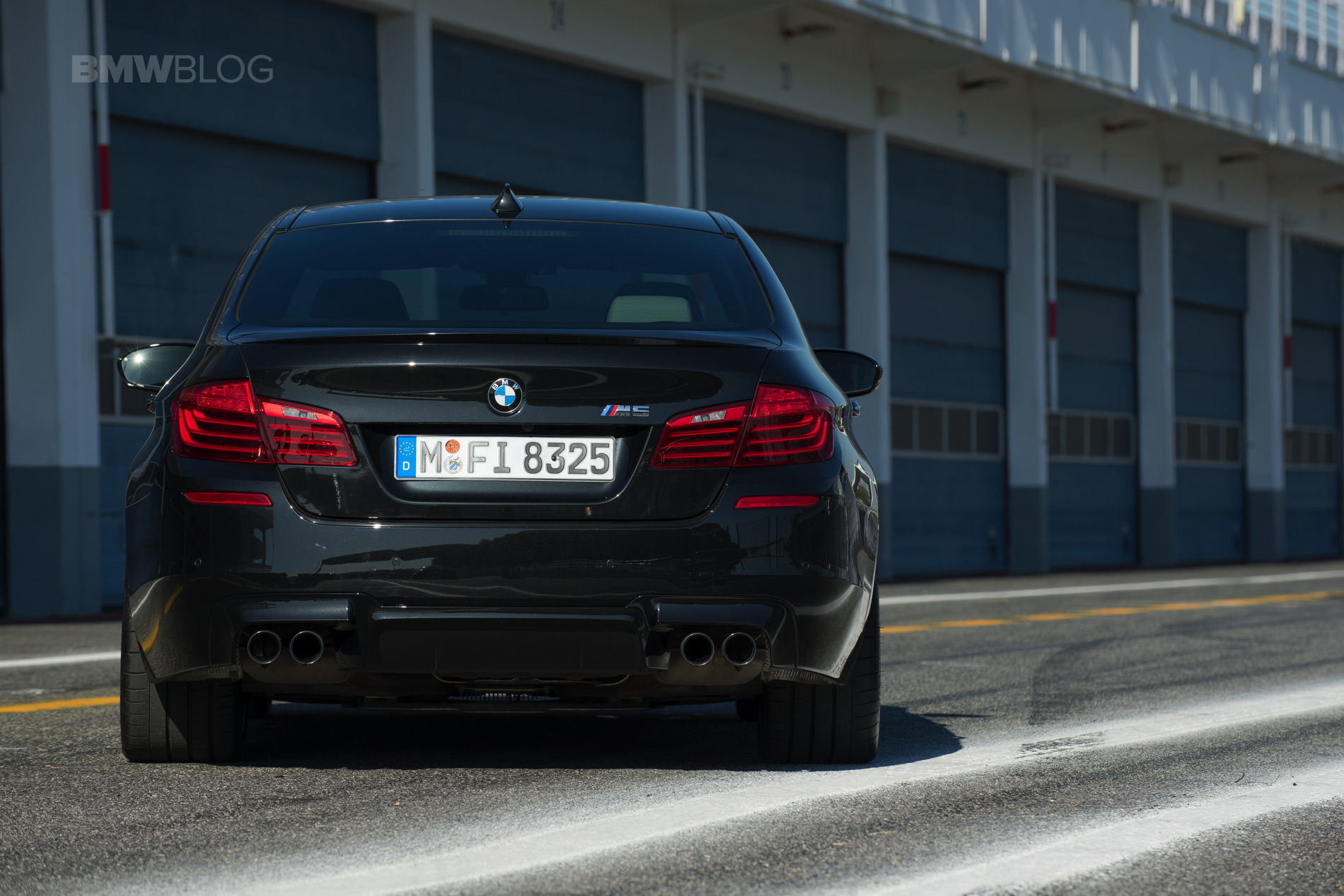 BMW F10 M5 photos 03
