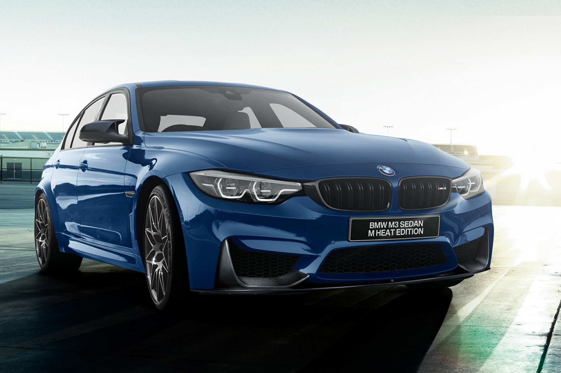 BMW M3 Heat Edition 2018