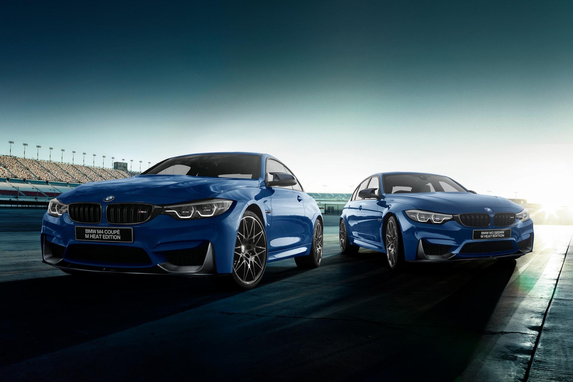 BMW M3 M4 Heat Edition 2018 1