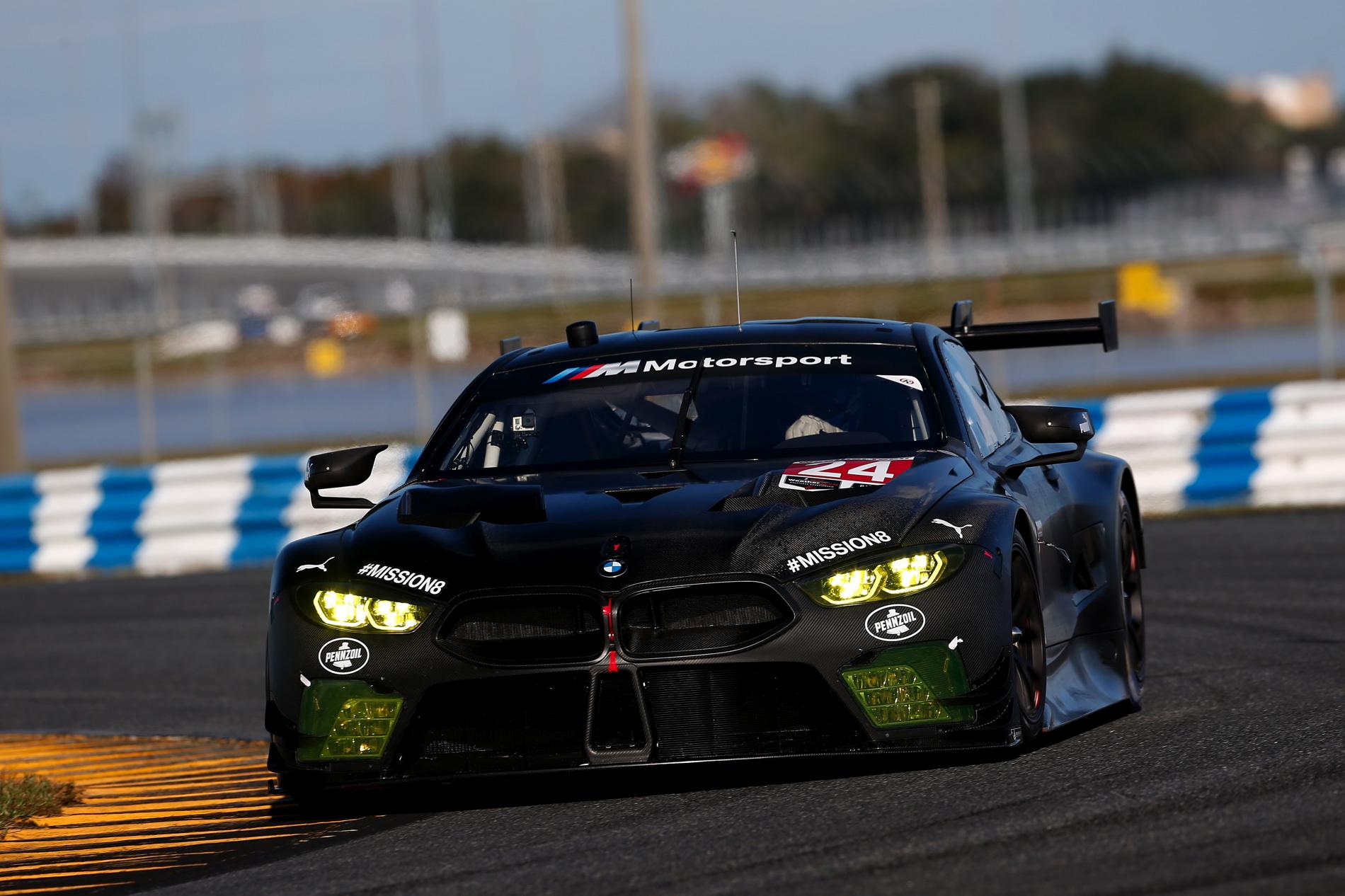 BMW M8 GTE Daytona 05