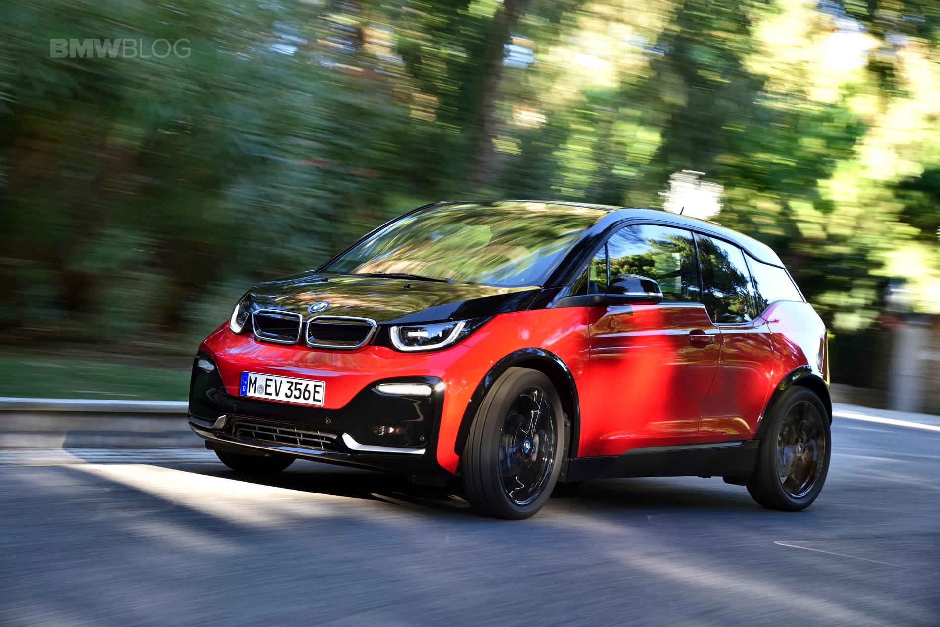 BMW i3s test drive 41