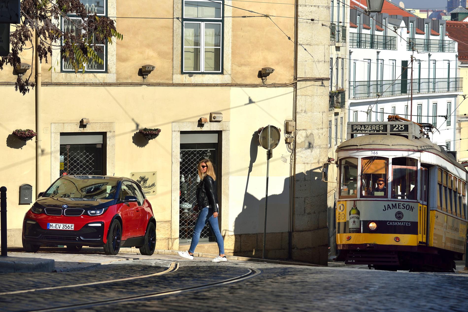 BMW i3s test drive 63