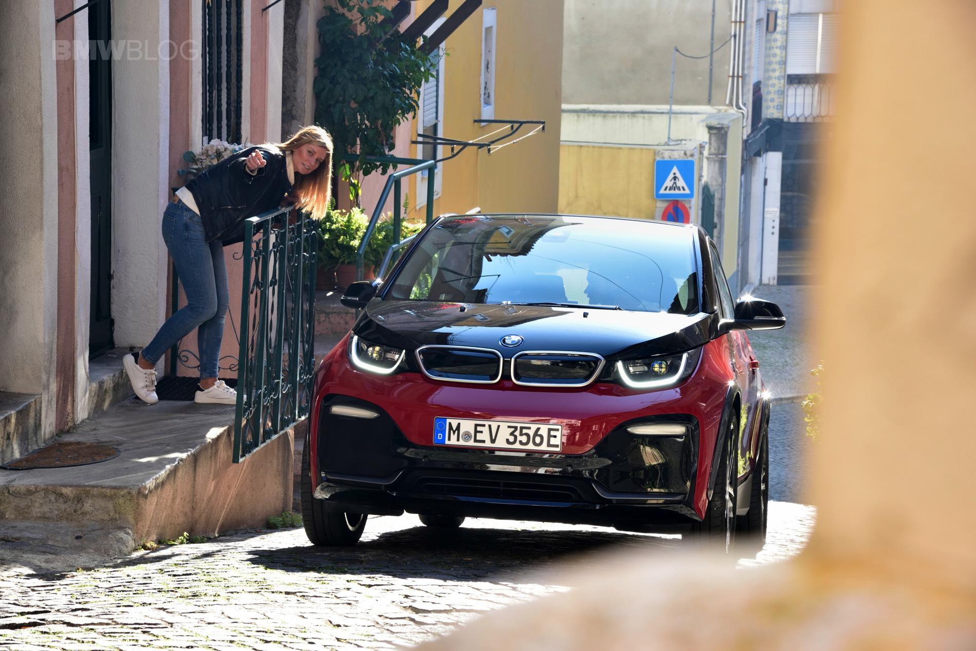 BMW i3s test drive 77