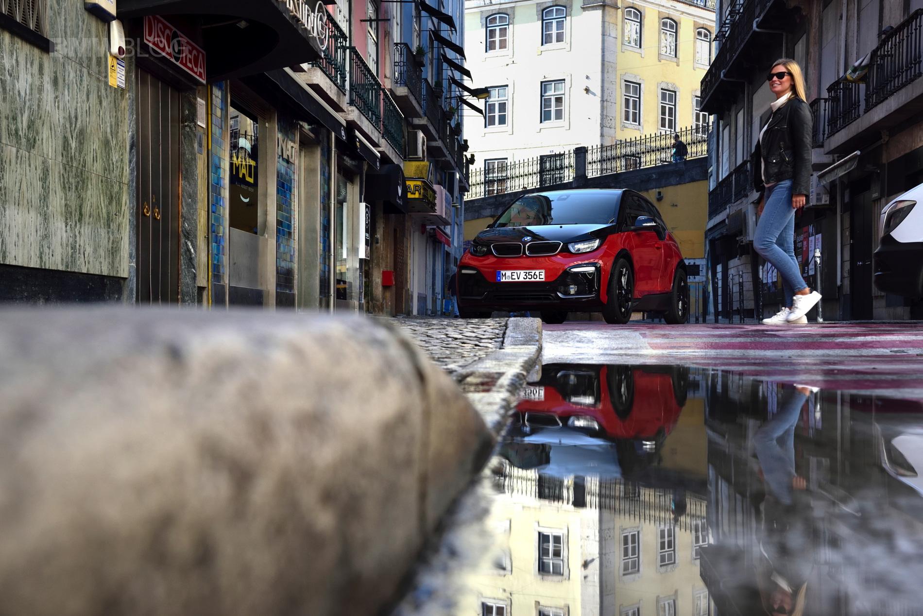 BMW i3s test drive 78