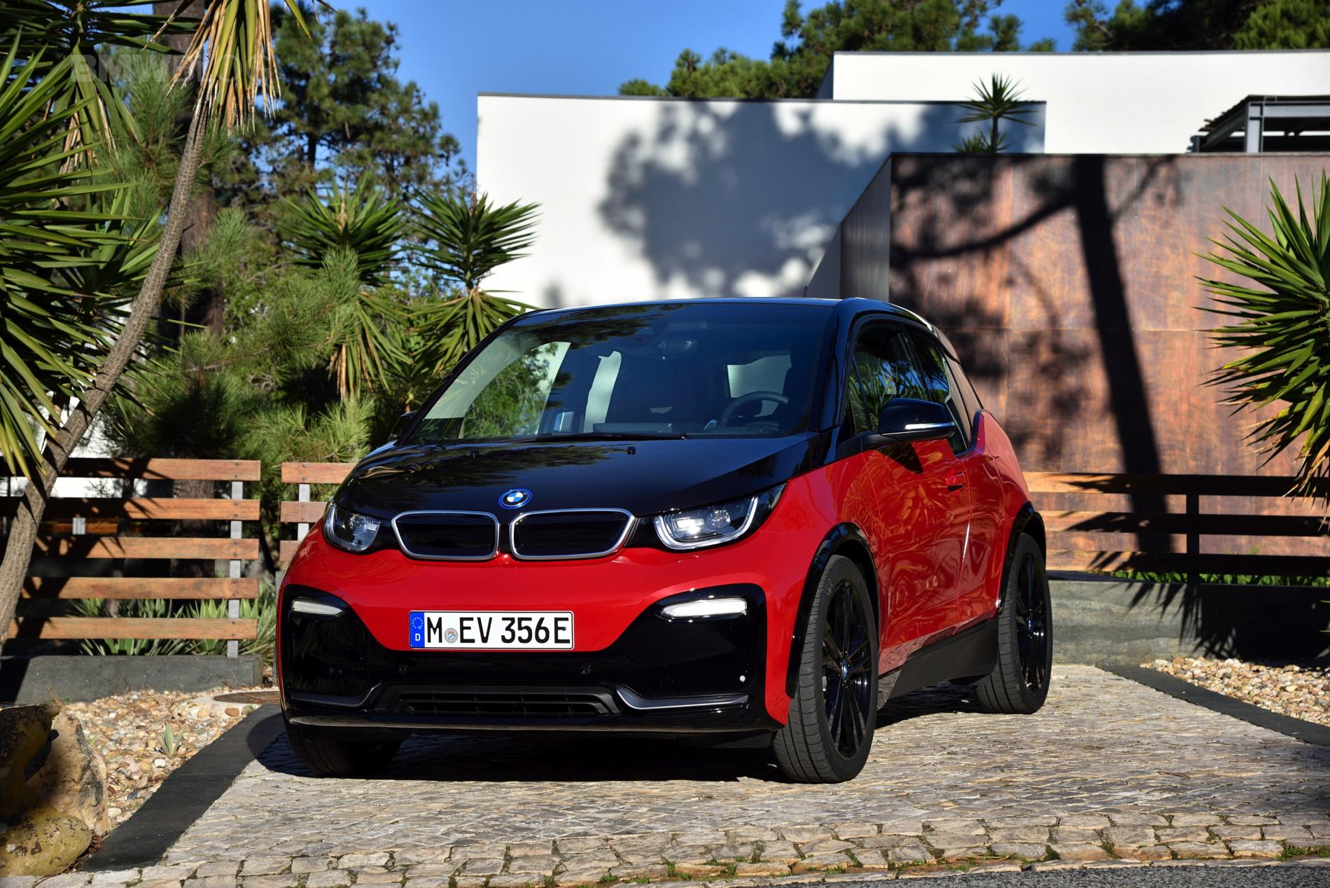 BMW i3s test drive 80