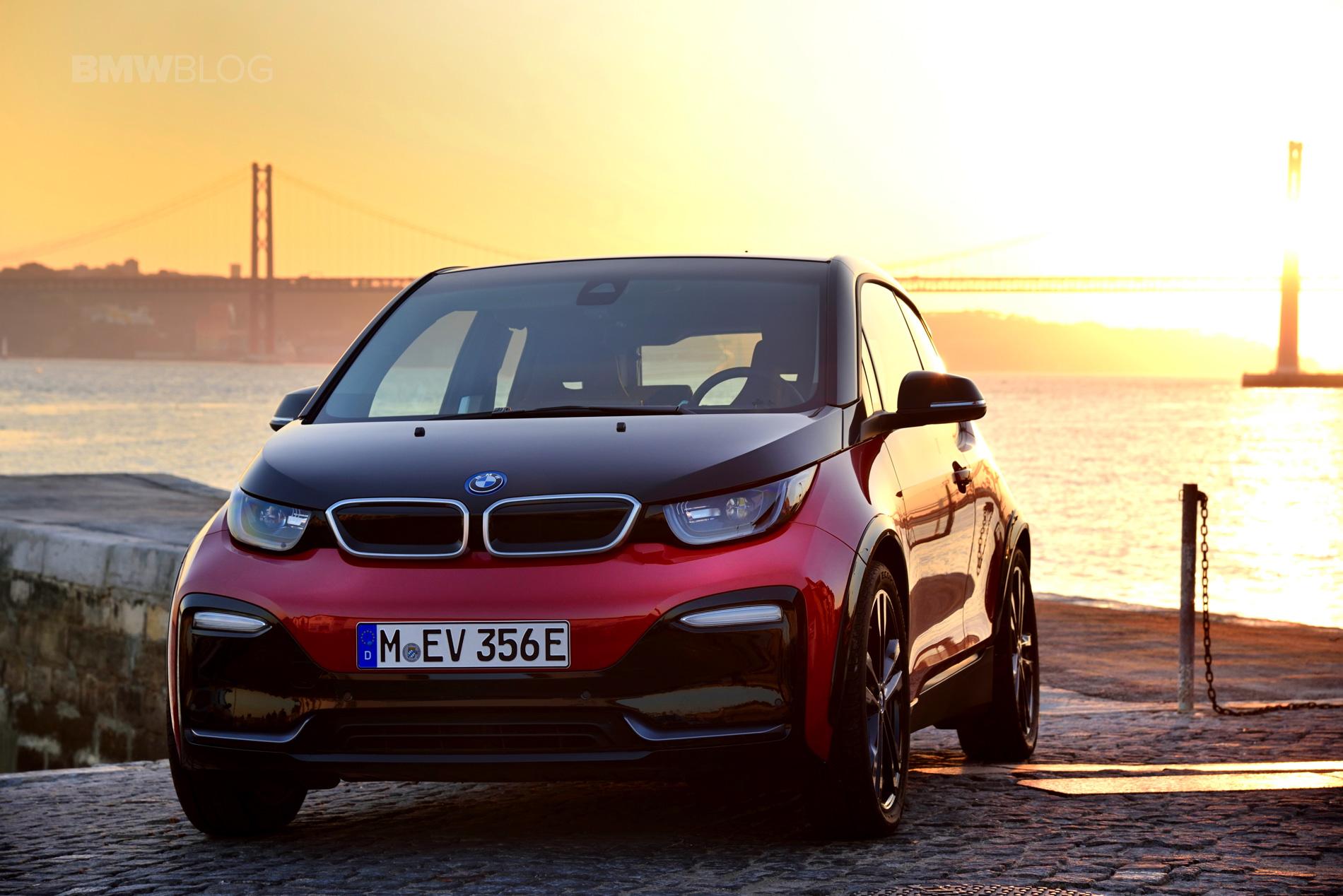 BMW i3s test drive 92