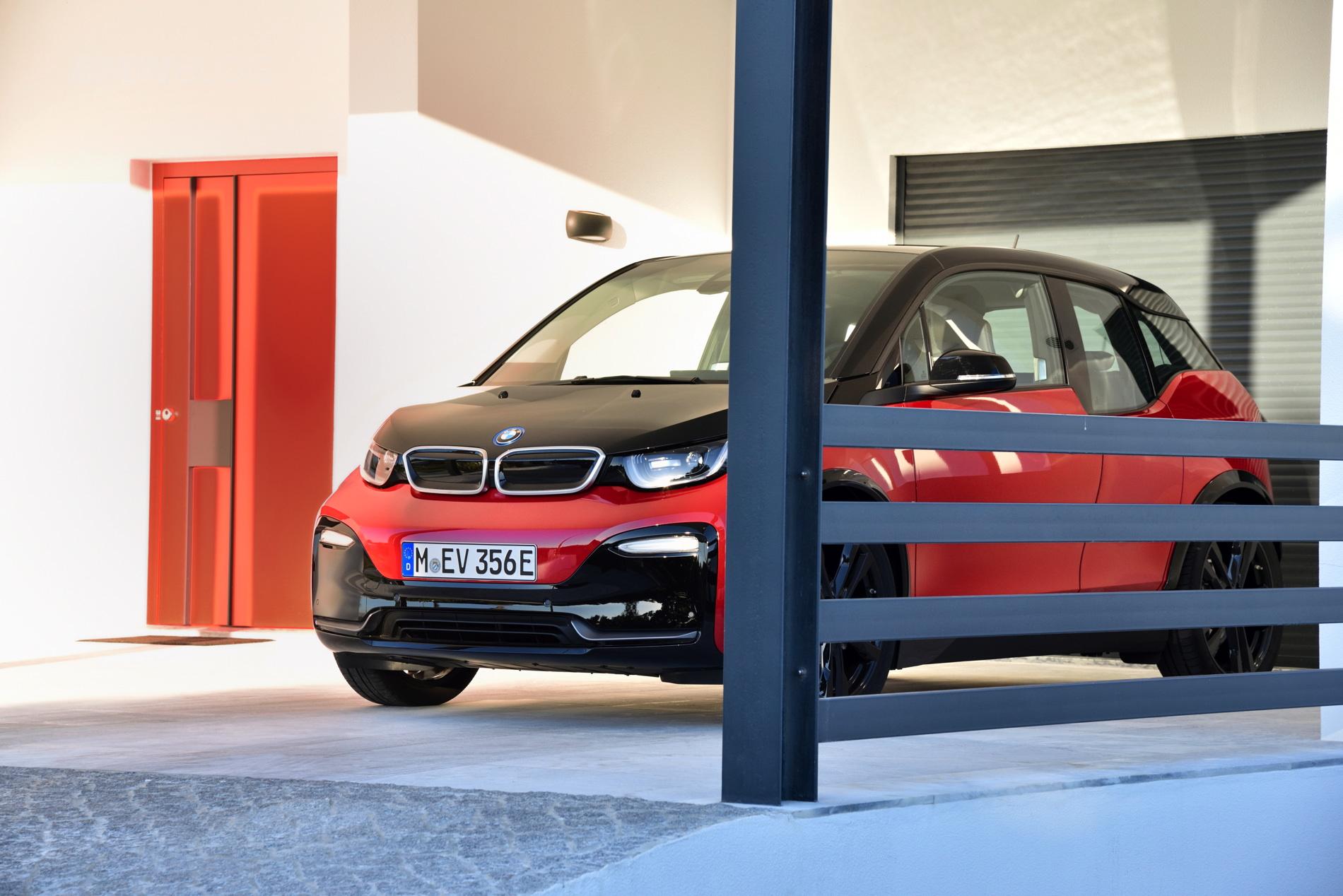 BMW i3s test drive 98