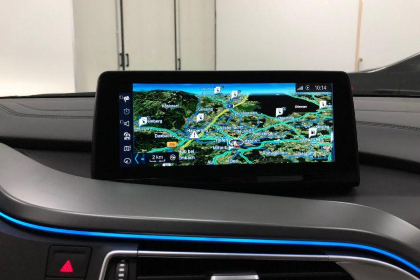 BMW i8 iDrive ID6 Umbau 2018 Infotainment Bimmer Manufaktur 03 830x553