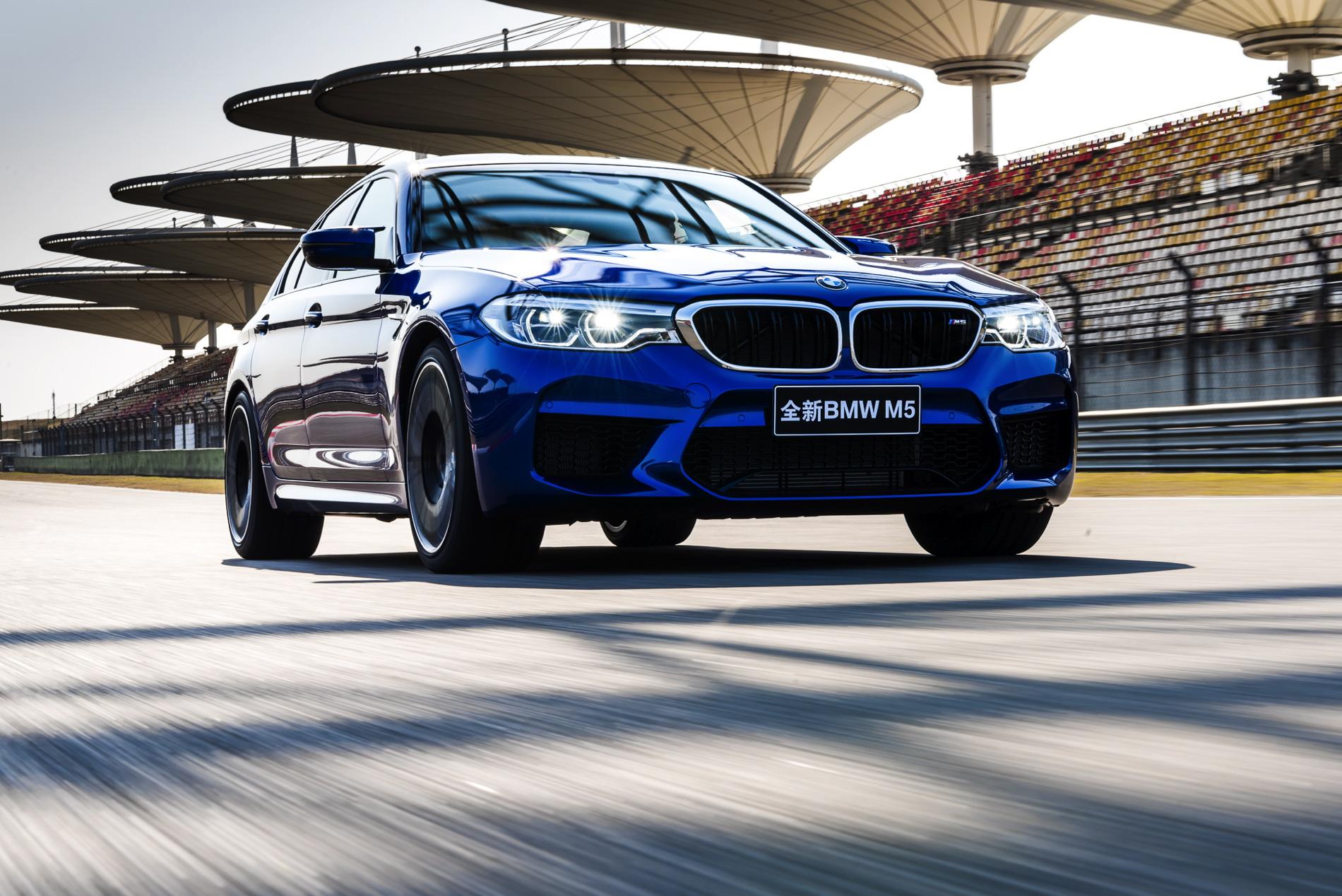 Bruno Spengler BMW M5 01