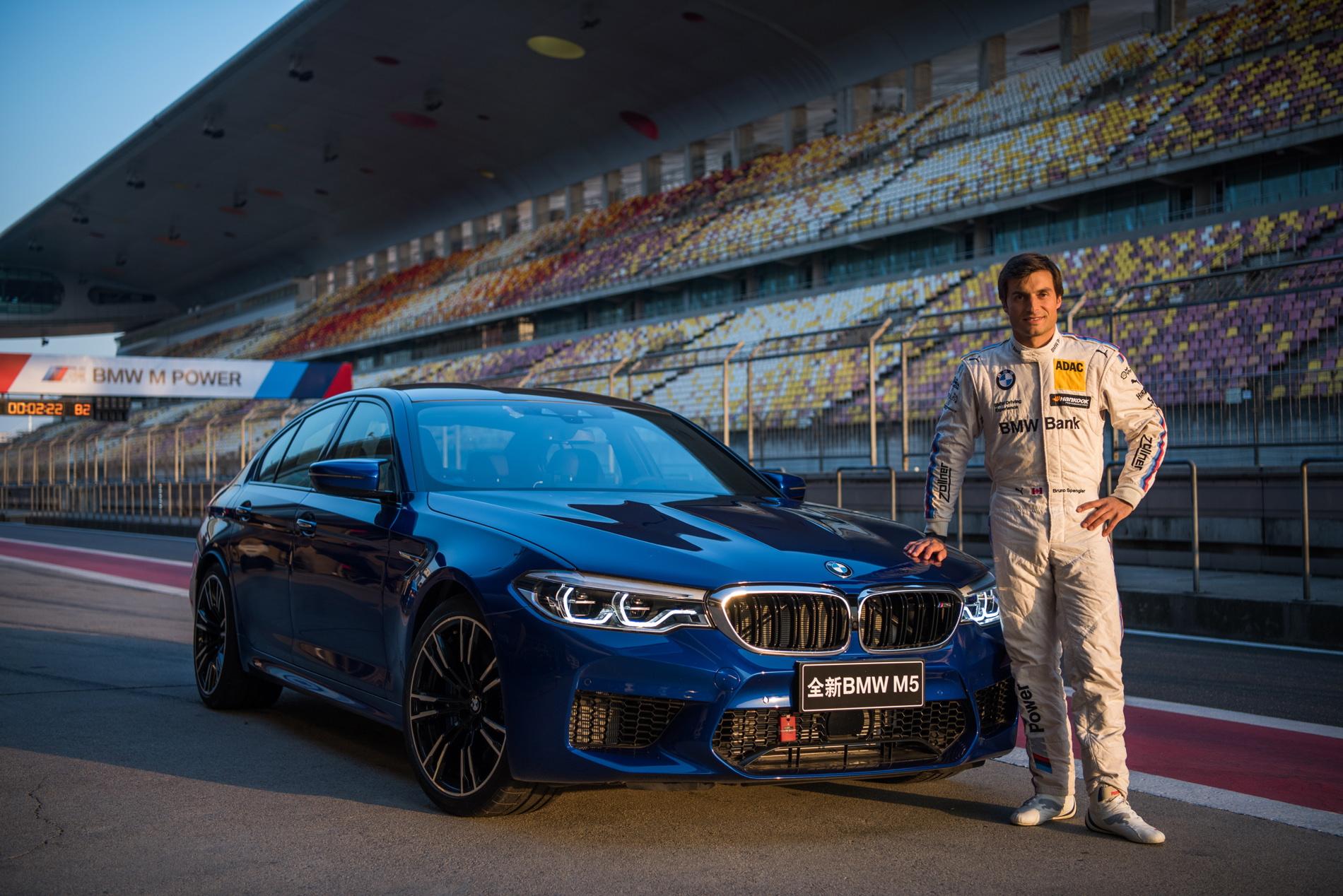 Bruno Spengler BMW M5 04