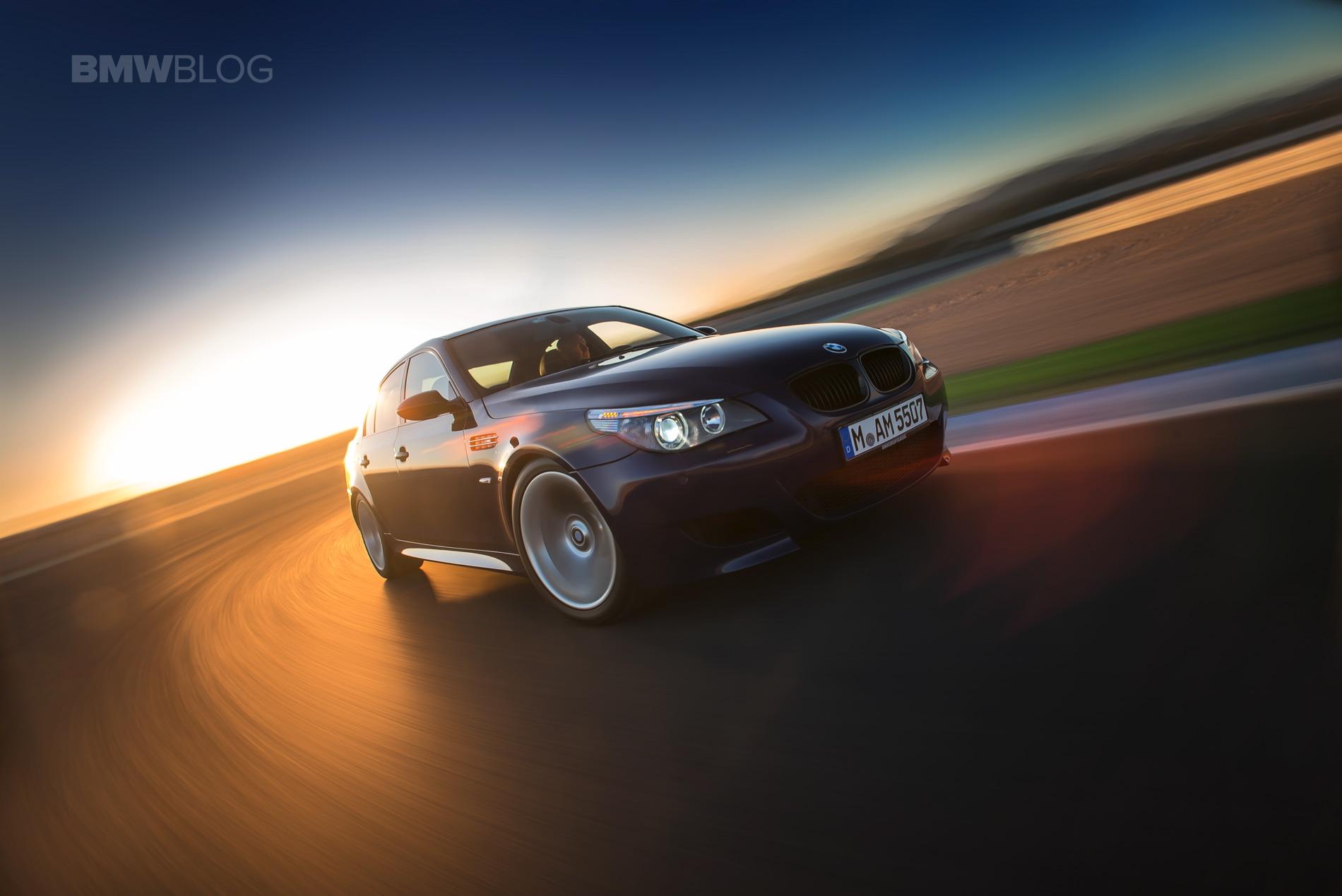 E60 BMW M5 01