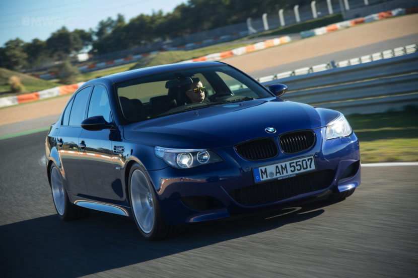 E60 BMW M5 09 830x553
