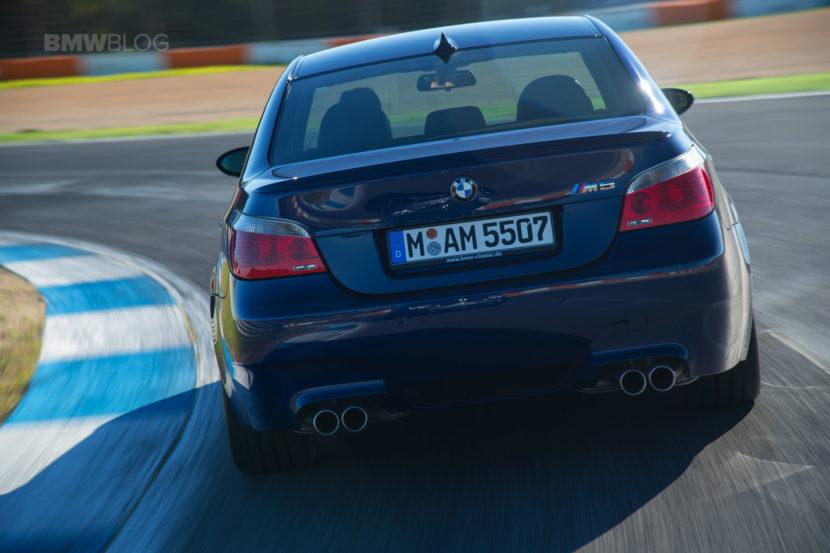 E60 BMW M5 11 830x553