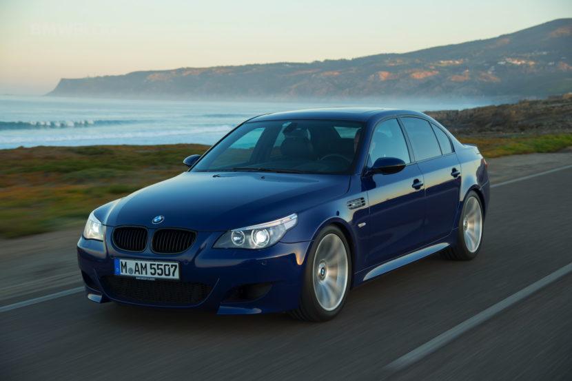 E60 BMW M5 13 830x553