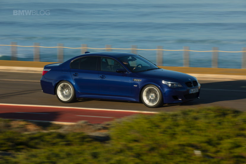 E60 BMW M5 21 830x553